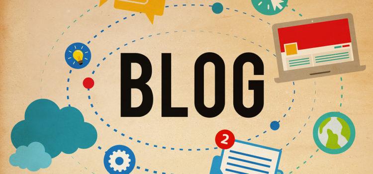 Séria: Zakladáme biznis – Blogujte!
