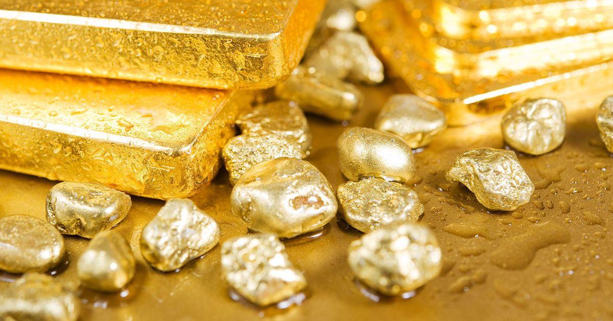 Zlato, zlato, zlato…